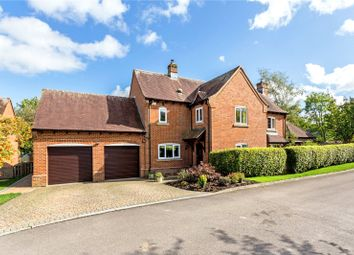 Thumbnail 4 bed detached house for sale in St. Katherines, Winterbourne Bassett, Swindon, Wiltshire