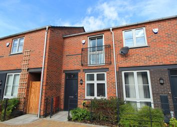 Thumbnail 2 bed town house for sale in Pump Works Close, Sherwood, Nottingham