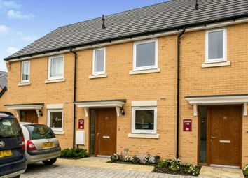 Thumbnail 2 bed end terrace house for sale in Station Road, Longstanton, Cambridge