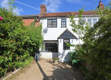 Thumbnail 2 bed terraced house to rent in Essex Cottages, Reading Road, Burghfield Common, Reading
