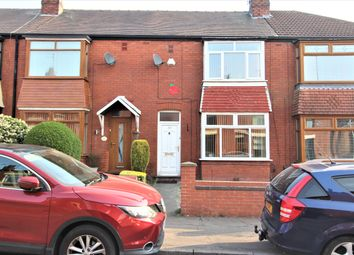 Thumbnail 3 bed terraced house for sale in Greenhill Road, Manchester