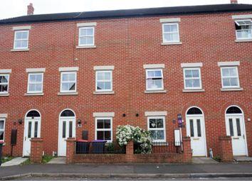 Thumbnail 4 bedroom terraced house for sale in The Nettlefolds, Hadley Telford