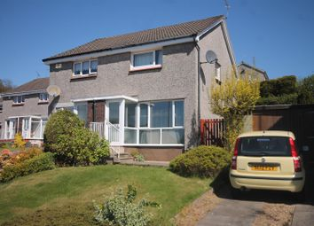 Thumbnail 2 bedroom semi-detached house for sale in Hamilton View, Uddingston, Glasgow