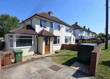 Thumbnail 3 bed semi-detached house to rent in Montagu Road, Botley