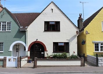 Thumbnail 2 bed end terrace house for sale in Uphill Way, Uphill, Weston-Super-Mare, North Somerset.