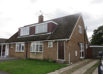 Thumbnail 3 bed terraced house for sale in Ferndale Road, Selby