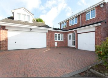 Thumbnail 4 bed detached house for sale in Westerby Drive, Werrington, Stoke-On-Trent