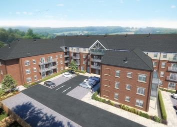 Thumbnail 2 bed flat for sale in Lyne Hill Lane, Penkridge, Stafford