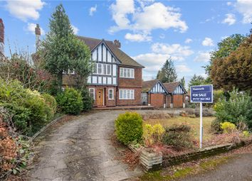 Thumbnail 4 bedroom detached house for sale in Higher Drive, Banstead, Surrey