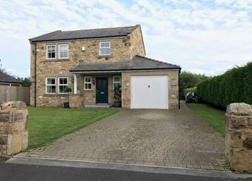 Thumbnail 3 bed detached house for sale in Felton, Morpeth