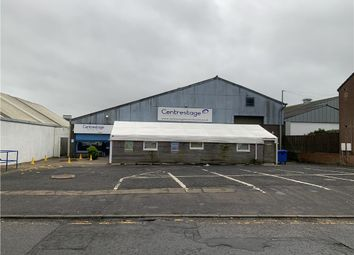 Thumbnail Industrial for sale in 11-13 James Little Street, Kilmarnock