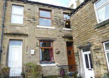 Thumbnail 2 bed cottage for sale in Lower Wellhouse, Wellhouse, Huddersfield
