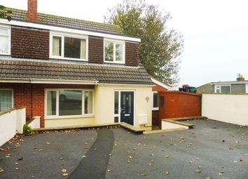 Thumbnail 3 bed property to rent in Clifton Close, Paignton