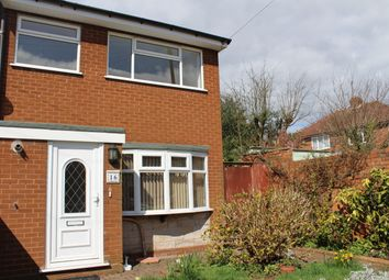 Thumbnail 3 bed semi-detached house to rent in Rednall Drive, Four Oaks, Sutton Coldfield