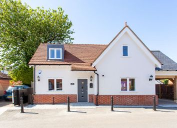 Thumbnail 3 bed detached house for sale in The Square, Stock, Ingatestone