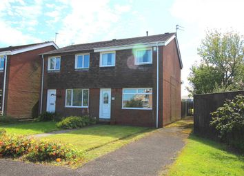 Thumbnail 3 bed terraced house to rent in Olney Close, Eastfield Green, Cramlington