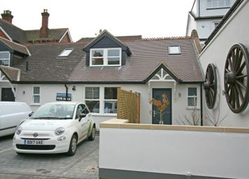 Thumbnail 2 bed semi-detached house for sale in Oakdene Road, Redhill