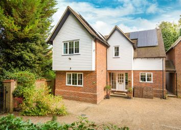 Thumbnail 4 bed detached house for sale in Dog Kennel Lane, Royston