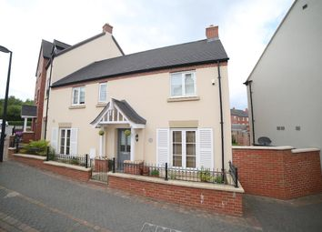 Thumbnail 3 bed detached house for sale in St. Johns Walk, Lawley Village, Telford