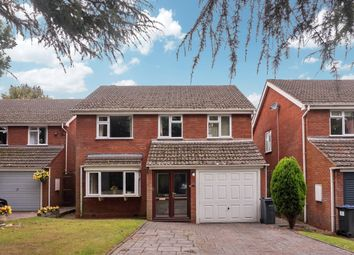 Thumbnail 5 bed detached house for sale in Wyvern Close, Four Oaks, Sutton Coldfield