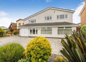 Thumbnail 4 bed detached house for sale in Stratford Close, Ainsdale, Southport