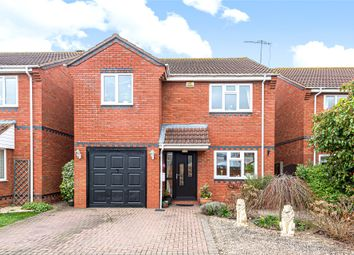 Thumbnail 4 bed detached house for sale in Christina Close, Kempsey, Worcester, Worcestershire