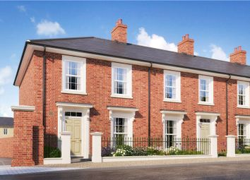 Thumbnail 3 bedroom terraced house for sale in Elanor Coade Mews, Poundbury, Dorchester, Dorset
