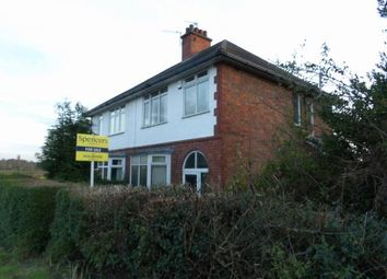 Thumbnail 3 bed semi-detached house for sale in Barkby Lane, Syston, Leicester, Leicestershire
