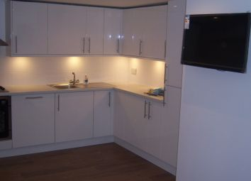 Thumbnail 2 bedroom flat to rent in Hornsey Road, London, Holloway, Finsbury Park, Islington