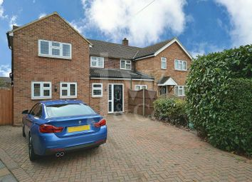 Thumbnail 4 bed semi-detached house for sale in Birchwood Way, Park Street, St.Albans