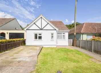 Thumbnail 3 bed detached bungalow for sale in Aerodrome Road, Hawkinge, Folkestone