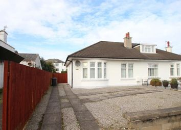 Thumbnail 2 bed bungalow for sale in Glasgow Road, Ralston, Paisley, Renfrewshire