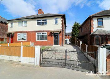 Thumbnail 3 bedroom semi-detached house to rent in Laburnum Road, Walkden