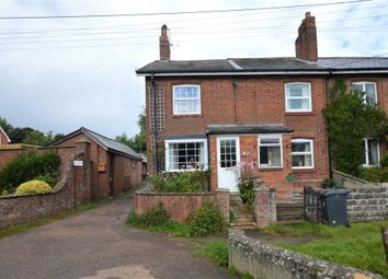 Thumbnail 2 bed end terrace house for sale in Vine Cottages, The Square, Whimple, Exeter