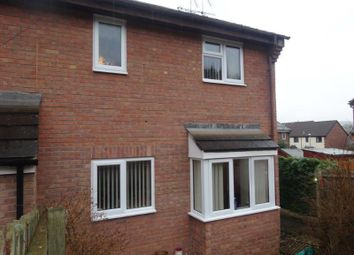 Thumbnail 1 bedroom end terrace house for sale in Wyefield Court, Monmouth