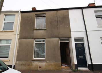 Thumbnail 2 bed terraced house for sale in Fitzroy Street, Cathays, Cardiff