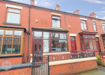 Thumbnail 3 bed terraced house for sale in Bradford Street, Farnworth, Bolton, Lancashire