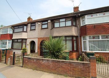Thumbnail 3 bedroom terraced house for sale in Morland Road, Holbrooks, Coventry
