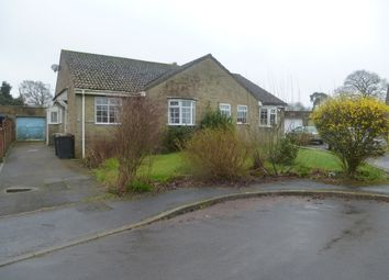 Thumbnail 2 bed semi-detached bungalow for sale in Fairoak Way, Mosterton, Beaminster