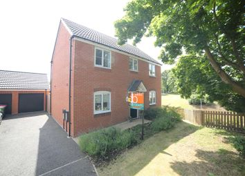 Thumbnail 3 bed detached house for sale in Lawton Farm Way, Leegomery, Telford