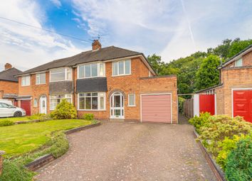 Lawnswood Avenue, Shirley, Solihull B90. 3 bed semi-detached house