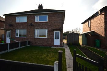 Thumbnail 2 bed cottage to rent in Mount Pleasant, Haslington