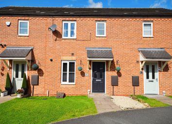 Thumbnail 3 bed mews house for sale in Bullhurst Close, Norton, Stoke-On-Trent