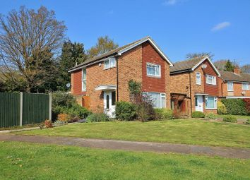 Thumbnail 3 bed detached house for sale in Send Marsh, Ripley, Woking