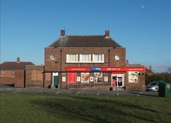 Thumbnail Commercial property for sale in Tesco One Stop, 150 Waterville Road, North Shields