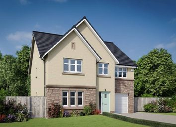 "Thumbnail 4 bed detached house for sale in ""The Crichton"" at Newmills Road, Balerno"