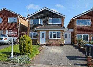 Thumbnail 3 bed detached house for sale in Knutswood Close, Kings Heath, Birmingham