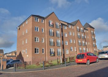 Thumbnail 2 bed flat for sale in The Willows, Fenton Gate, Middleton, Leeds, West Yorkshire