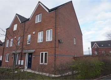 Thumbnail 4 bed semi-detached house for sale in Maynard Road, Altrincham