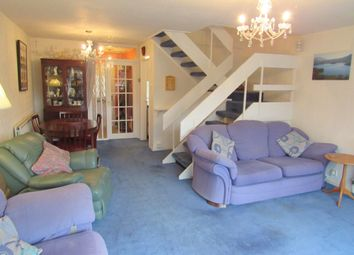 Thumbnail 3 bed terraced house for sale in Lanercost Park, Cramlington